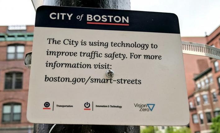地磁传感器用于<font color=red>波士顿</font>智能街道信息采集应用中