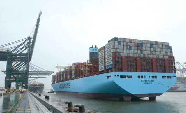国外船舶企业在智能船舶领域的研发现状