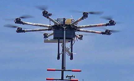 新型空中监测平台:可精准定位黑飞无人机操作者