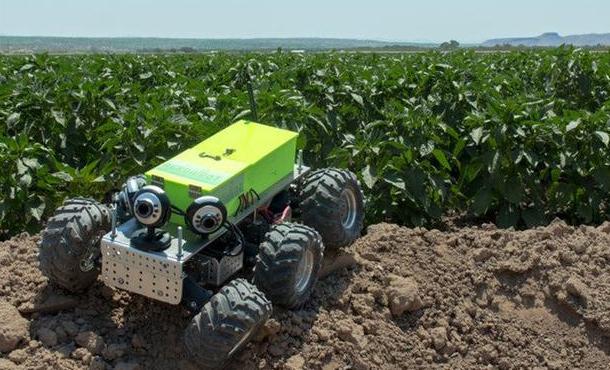 浅谈农业机器人技术的发展现状及未来应用
