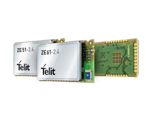 ZigBee无线通信模块