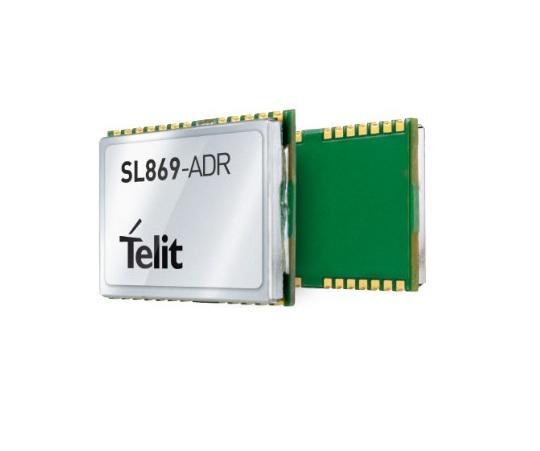 泰利特带航位推算GNSS模块SL869-ADR