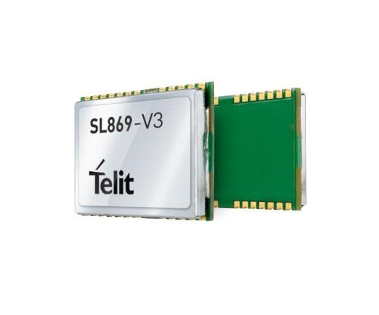 泰利特GNSS模块Jupiter SL869-V3