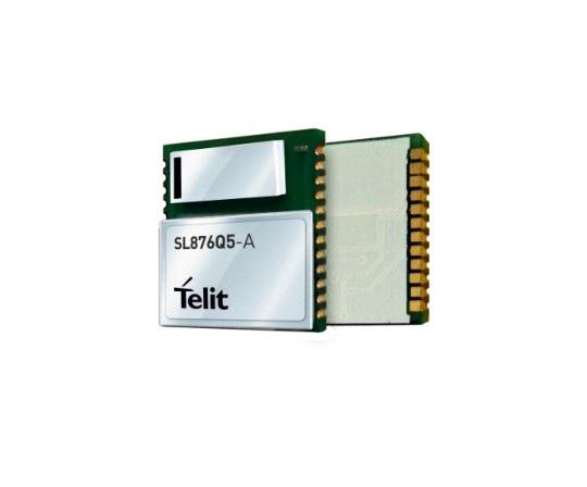泰利特带内置天线GNSS模块SL876Q5-A