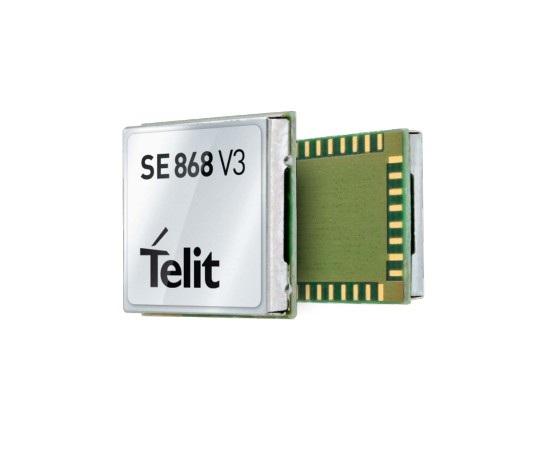 泰利特GNSS模块Jupiter SE868 V3