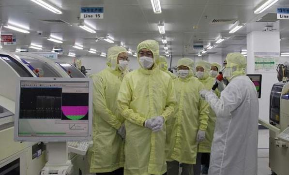 企业智能化后道工厂的传感和物联网技术运用
