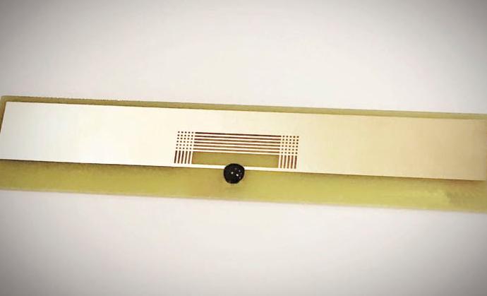 温度传感标签用物联网技术弥补冷链监测漏洞