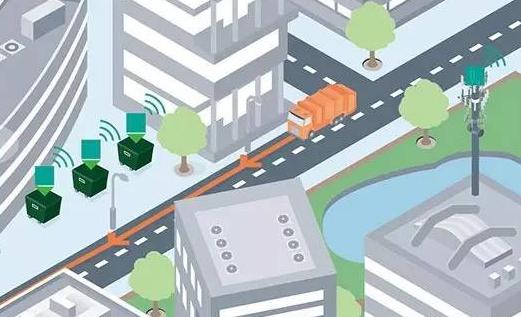城市智能垃圾处理中的超声波传感器技术运用