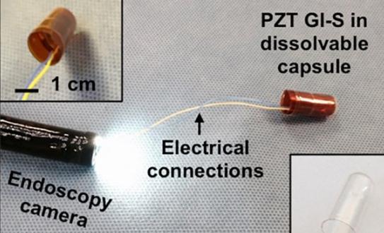 麻省理工最新研发出一种可食用的消化道传感器