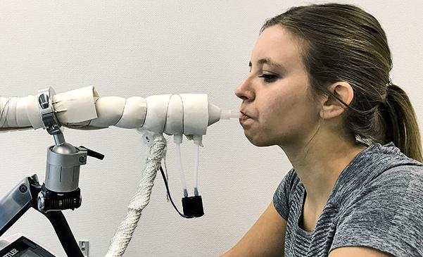 瑞士科学家推出可实时检测减肥效果的呼气传感器