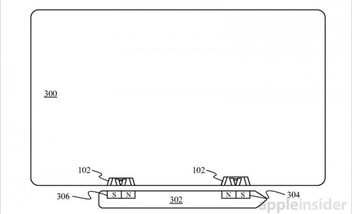 苹果专利涵盖新技术:磁阵列搭配传感技术可减少掉落损伤