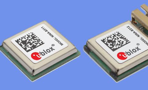 u-blox公司推出全功能低功耗蓝牙5模块新品