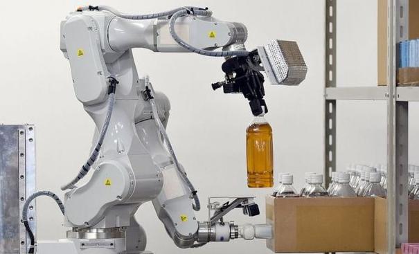 2022年全球机器人传感器市场将增长50%