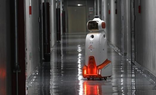 阿里数据中心将用带传感器的机器人完成巡检工作