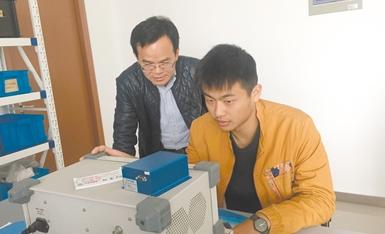 我国开发出更耐用持久的电力设备温度传感系统