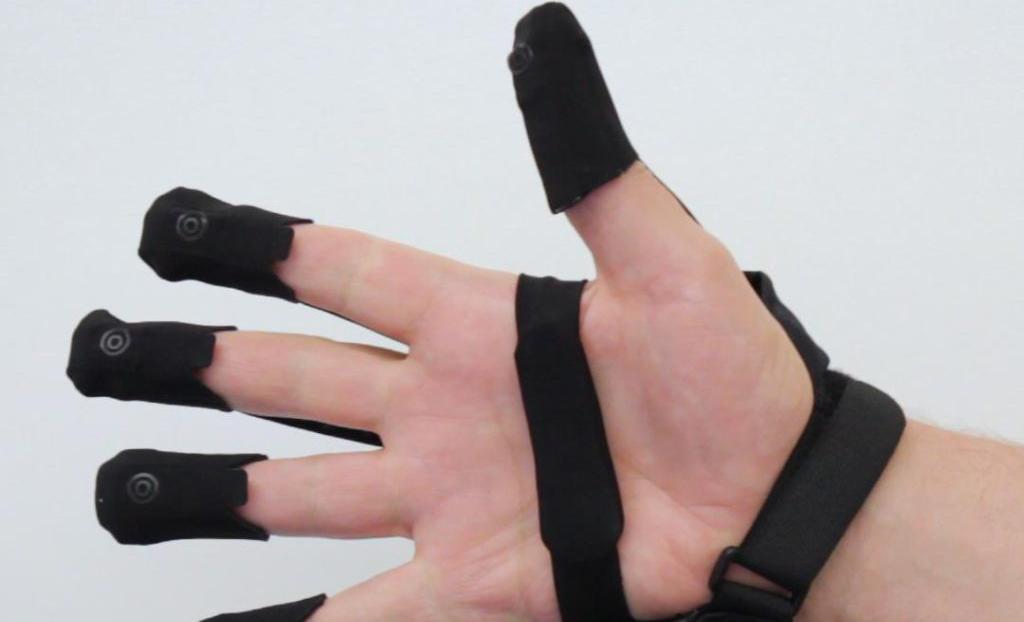 BeBop新型VR手套:内置多种传感器可带来逼真触觉体验