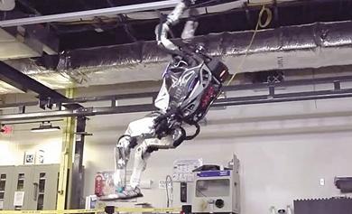 <font color=red>波士顿</font>动力机器人后空翻动作背后的传感器与动力控制算法