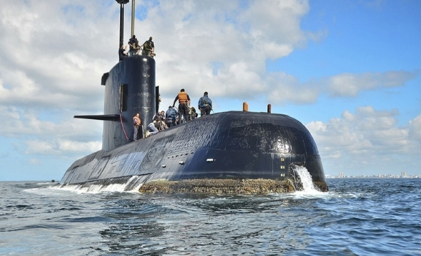 新型水下传感器网络帮助追踪阿根廷失联潜艇