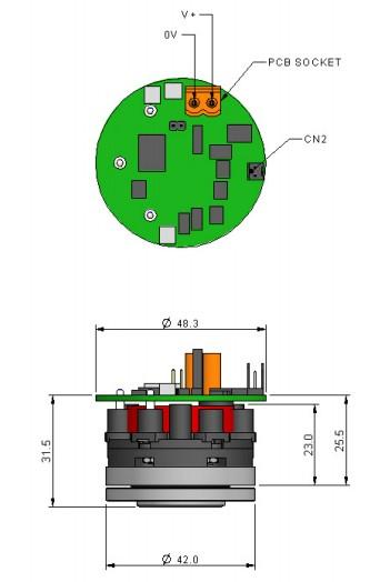 城市技术标准4~20mA输出<font color=red>一氧化氮</font>气体传感器T3NT