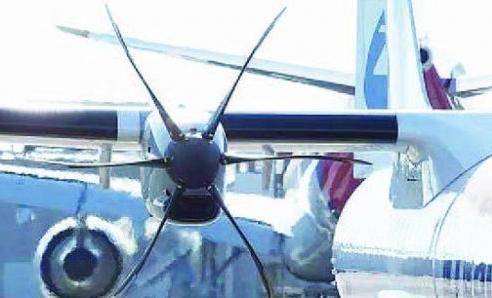 ATR新型涡桨振动监测系统:用加速计监测发动机整体振动
