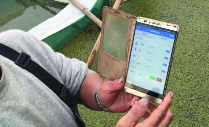传感器等物联网技术用于国内小镇农业物联网改造中