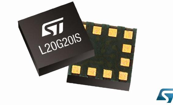 意法半导体正式推出新一代手机图像防抖陀螺仪