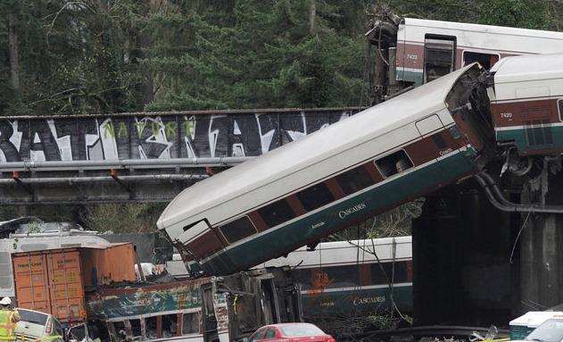 浅谈美国火车脱轨事故背后的列车主动控制系统