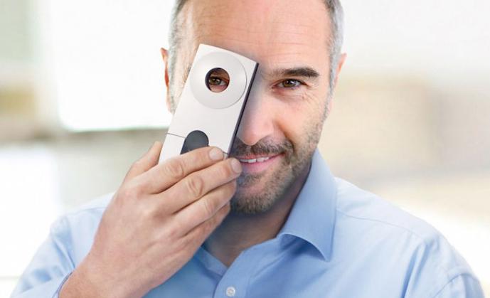 德国公司推出一款含传感器的眼内压监测器