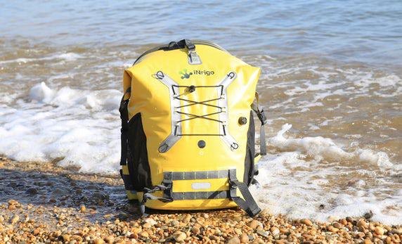 新型防水背包:带湿度传感器可提醒用户包内受潮情况