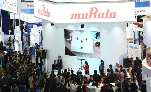 村田携旗下机器人和二氧化碳传感器新品亮相国内展会