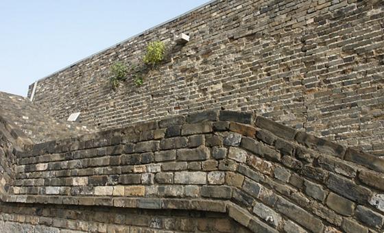 传感器技术用于国内城市古城墙监测预警应用中