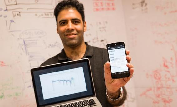 研究称智能手机传感器可以泄露用户的PIN码