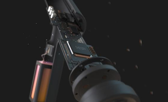 陀螺仪等传感器用于市面新型体感游戏控制器中