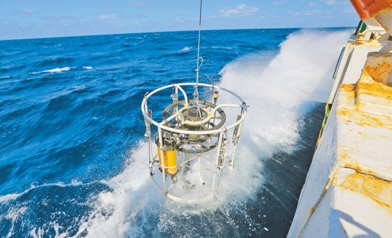 国家海洋技术中心的传感器技术研究与相关进展