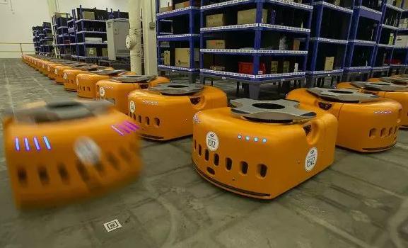 全球服务机器人市场发展现状及相关技术盘点