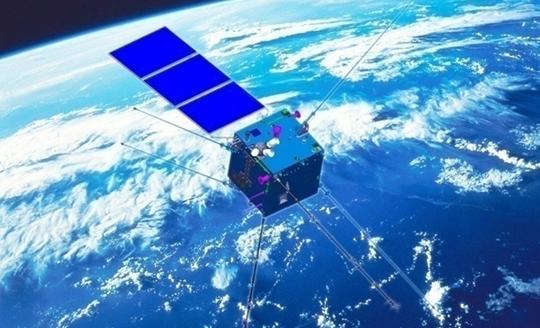 我国首颗地震电磁监测卫星电场探测仪中的传感器技术