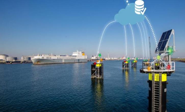 荷兰鹿特丹港正在利用物联网传感技术实现港口的高效运营