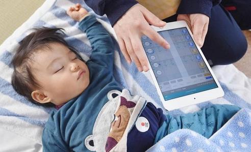 日本托儿所用传感器预防幼儿睡觉时猝死