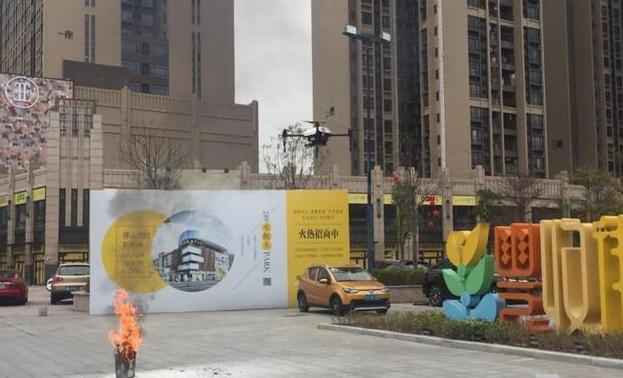 携传感器的无人机和公交车实时监控城市空气质量