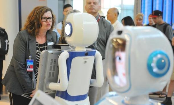 传感器技术已成服务机器人供应链企业的必争之地