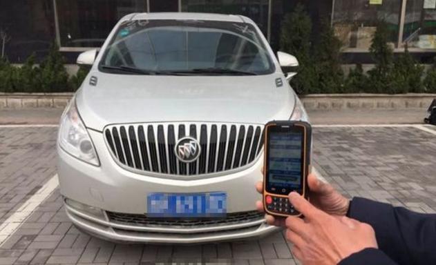 山东威海建上千个智能停车位:安装地磁传感器感应车辆驶入情况