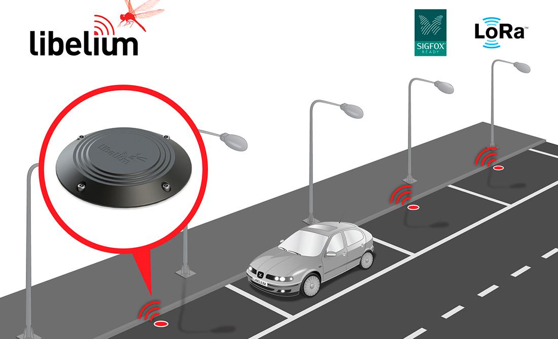 西班牙公司推出一款高精度的智能泊车传感器