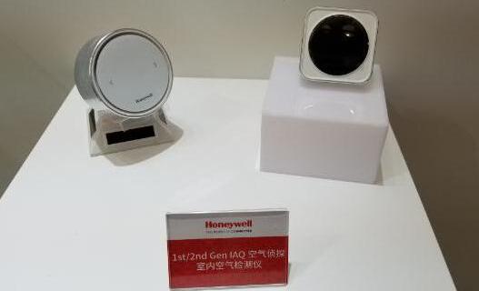 霍尼韦尔今年推出多款传感器明星产品助力中国智造