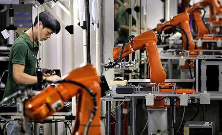 工业机器人上游零部件供应商正向传感器等领域拓展