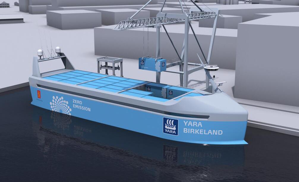 全球首家无人船公司诞生:借助传感器等技术可节省九成运营成本