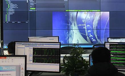 国内公司研发出全球首套成熟的在线监测系统