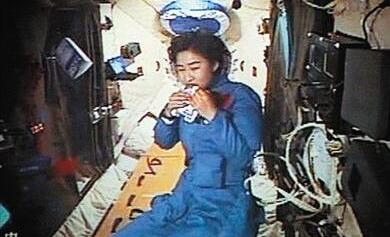 特殊传感器有效监测太空舱环境健康状况