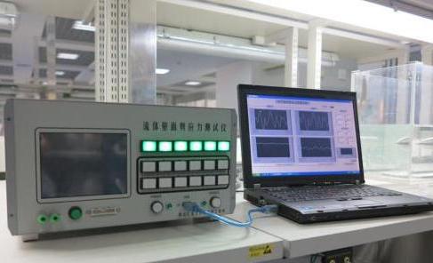 我国开发出世界首台流体壁面剪应力测试仪