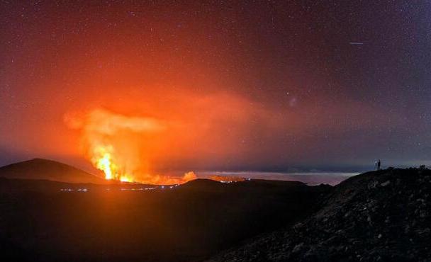 研究人员借助传感技术首次监测到火山雷鸣