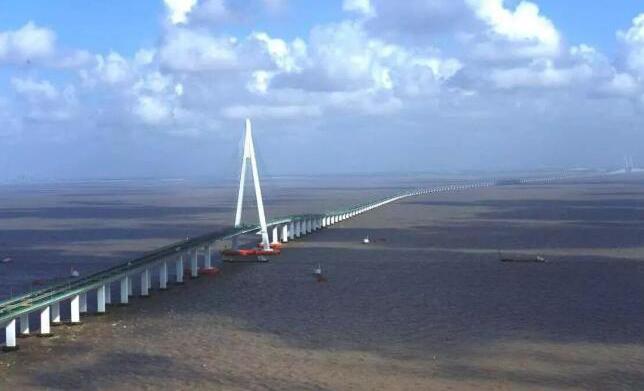 507个传感器监测长三角重要大桥的健康状况